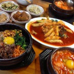Korean Tofu House in Seattle
