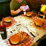 Tj's Burger House in Wichita
