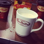 Tim Hortons in Victoria