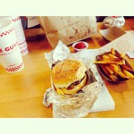 Five Guys Burgers and Fries in Tampa