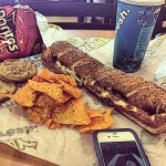 Subway Sandwiches in Columbia