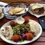 Falafel Hut in Montclair