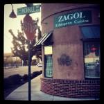Zagol Ethiopian Restaurant in Reno