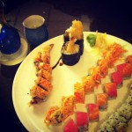 Sushi Express in West Haven
