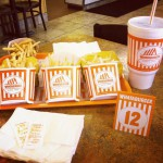 Whataburger in Rusk