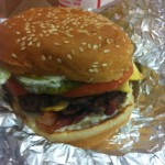 Five Guys Burgers and Fries in East Lansing