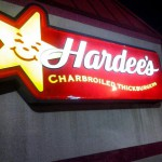 Hardee's in Stone Mountain