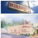 Minard's Spaghetti Inn in Clarksburg