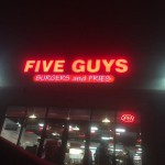 Five Guys Burgers And Fries in Reno