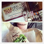 B A M Healthy Cuisine in North Canton