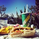 Subway Sandwiches in Irvine