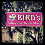 Bird's Aphrodisiac Oyster Shack in Tallahassee, FL