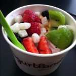 Yogurtland in San Diego