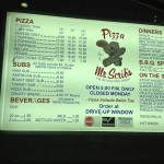 Pizza by Mr Scrib's in Muskegon