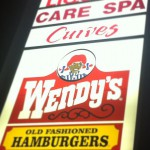Wendy's in Newark