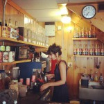 The Grindstone Cafe in Lyndonville
