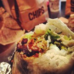 Chipotle Mexican Grill in East Rutherford