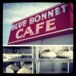 Blue Bonnet Cafe in Marble Falls, TX