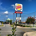 Burger King in Greensboro