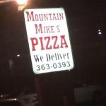 Mountain Mike's Pizza in Rancho Cordova