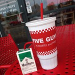 Five Guys Burgers and Fries in South Burlington