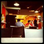 Cafe Phillips in Washington