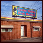 Cedar Valley Fish Market in Waterloo