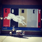 Comet Coffee Shop in Milwaukee, WI