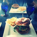 Blue Burger in Scottsdale