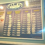Fajrs Seafood in Newark, NJ