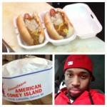 American Coney Island in Detroit, MI