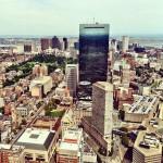 Top of the Hub in Boston, MA