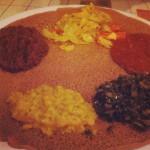 Walia Ethiopian Cuisine in San Jose