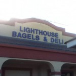 Lighthouse Bagels in Corolla, NC