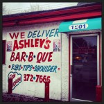 Ashley's Barbeque in Milwaukee