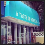 A Taste of Greece in River Edge, NJ