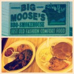 Big Mooses Bbq Smokehouse in Glasgow