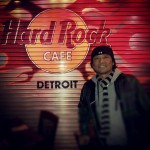 Hard Rock Cafe in Detroit, MI