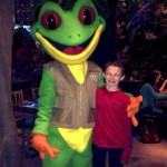 Rainforest Cafe in Atlantic City, NJ