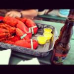 Trenton Bridge Lobster Pound in Trenton