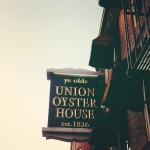 Union Oyster House in Boston, MA