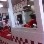 Five Guys in District Heights, MD