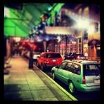 Monroe Street Cafe in Detroit