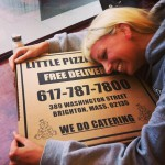 Little Pizza King in Brighton