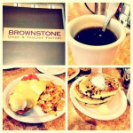 Brownstone Diner & Pancake Factory in Jersey City
