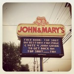 John and Mary's Restaurant