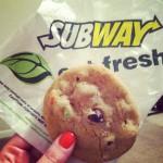 Subway Sandwiches in Marina