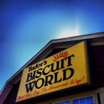 Tudor's Biscuit World in Fayetteville