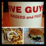 Five Guys Famous Burgers and Fries in Warminster