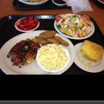 Luby's in Houston